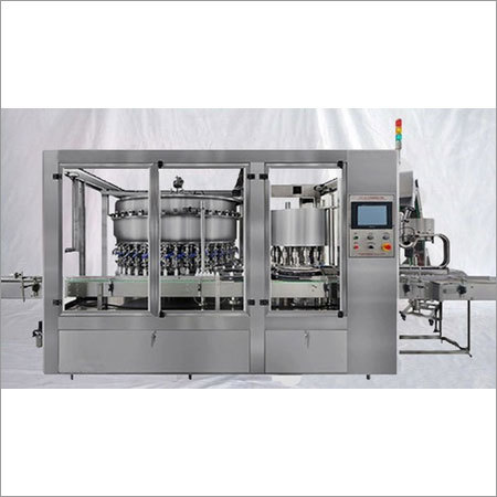 Fully Automatic Bottle Rinsing Machine