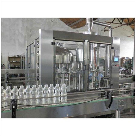Mineral Water Bottling Plant and Machines