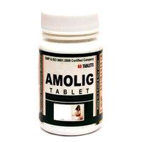 Ayurveda & Herbal Tablet For Menstrual - Amolig Tablet