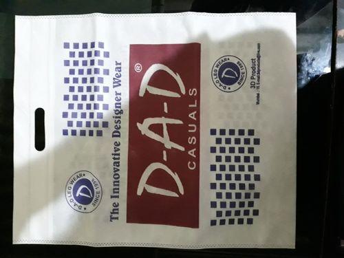Non-woven D cut bag