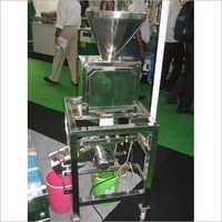 Granule metal detector