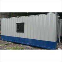Mild Steel Portable Cabin