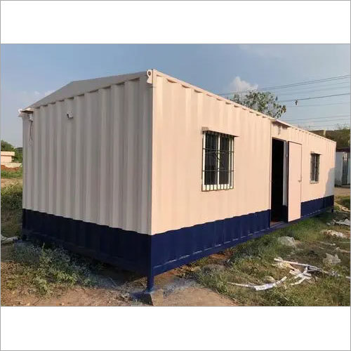 Steel Prefabricated Office Container