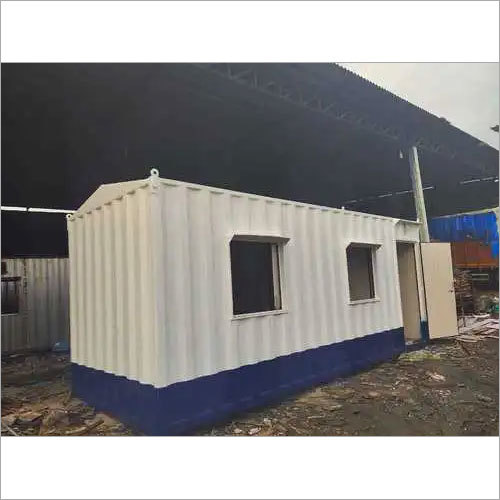 Mild Steel Office Container