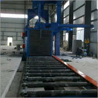 Iron Beam Shot Blasting Machine