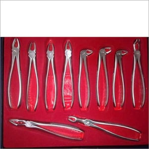 Dental Extraction Forceps Sets