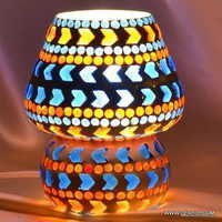 Hand made Table lamp Beautiful Cut Glass Table Lamp