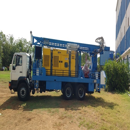 Borewell Drilling Rig