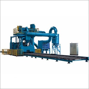 Surface Dustless Shot Blasting Machine