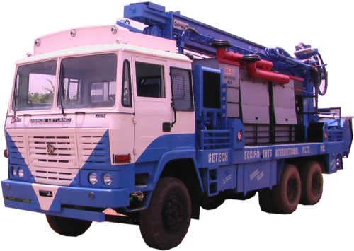 Pro DTH 450 Water well drilling rig