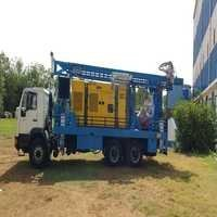 Borewell Water Drilling Rig
