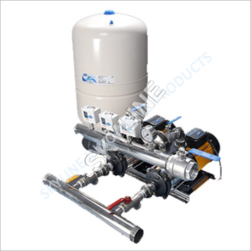 Commercial Pressure Booster