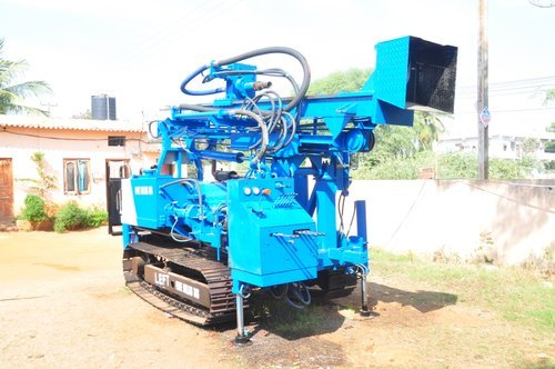 Crawler Mounted Mining Drilling Rig