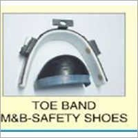 Toe Band M And B Safety Shoes