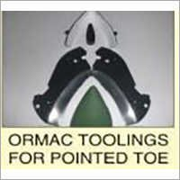 Ormac Toolings For Pointed Toe