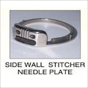 Side Wall Stitcher Needle Plate