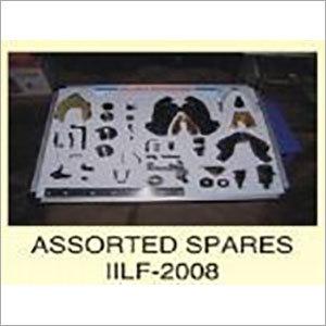 Assorted Spares Iilf 2008