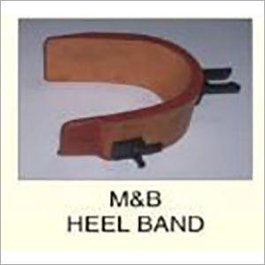 M And B Heel Band