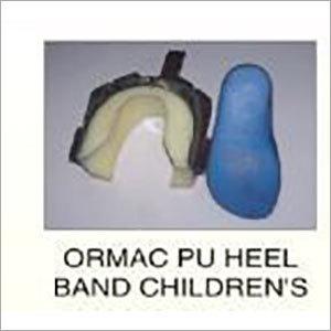 Ormac Pu Heel Band Childrens