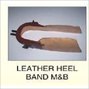 Leather Heel Band M And B