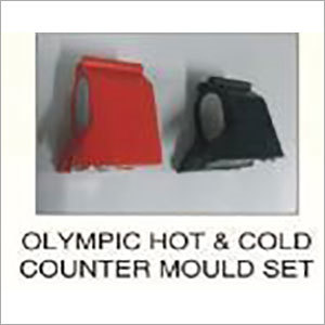 Olympic Hot And Cold Counter Mould Set