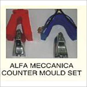 Alfa Meccanica Counter Mould Set