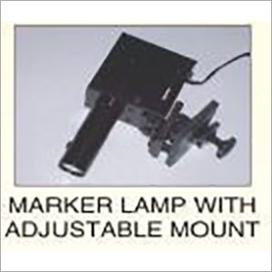 Marker Lamps With Adjustable Mount
