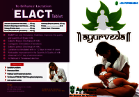 Ayurveda & Herbs Medicine For Lactogenic - Elact Tablet