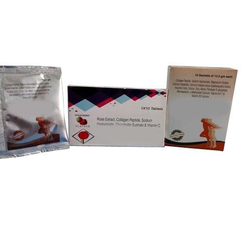 Collagen Peptide Sachet