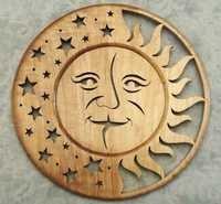 Sun Shaped
