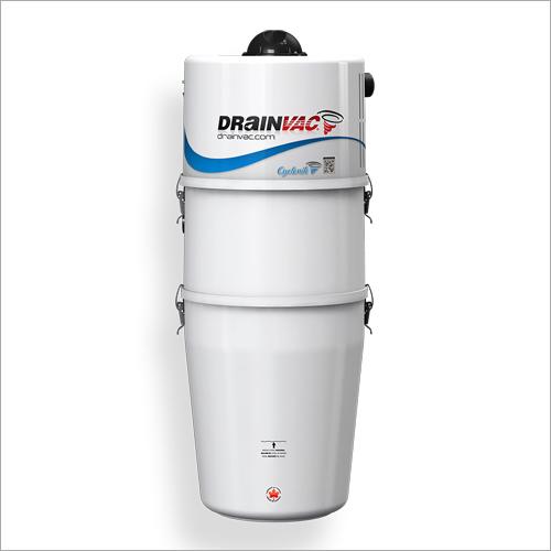 Drainvac Cyclonik Central Vacuum Cleaner