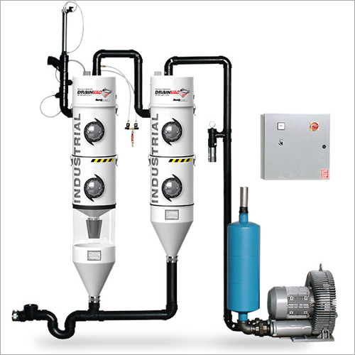 Drainvac Wet and Dry Central Vacuum System