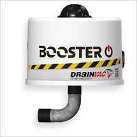 Drainvac Vacuum Cleaner Booster Head