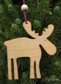 Hanging Raindeer