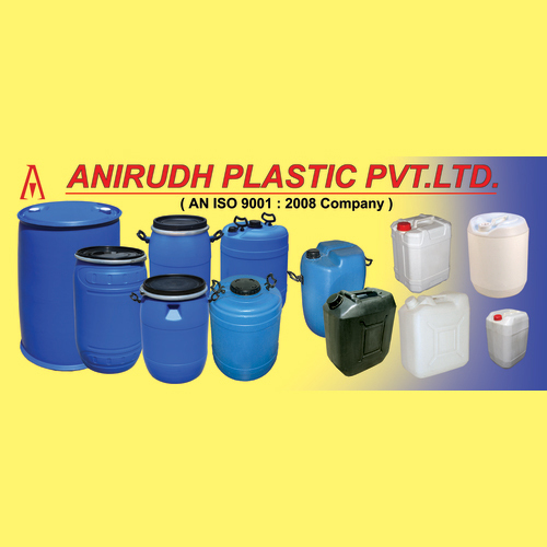HDPE Containers and Drums