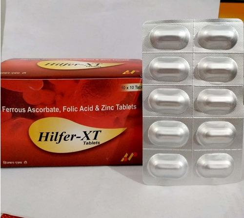 Hilfer-XT Tablets