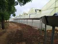 Rain Water Harvesting On Poly House
