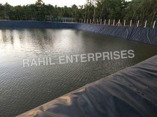 HDPE Geo Membrane Pond