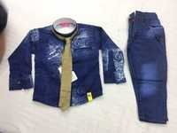 DENIM FULL SUIT