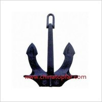 Stockless Hall Anchor
