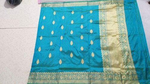 Banarasi Pure Katan Silk Handloom Traditional Saree