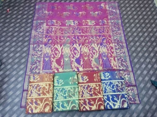 Banarasi Tradititonal Party Wear Latest Designer saree
