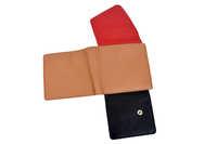 Leather Multi Colour Wallets