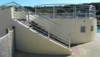 Stainless Steel Outdoor Railings