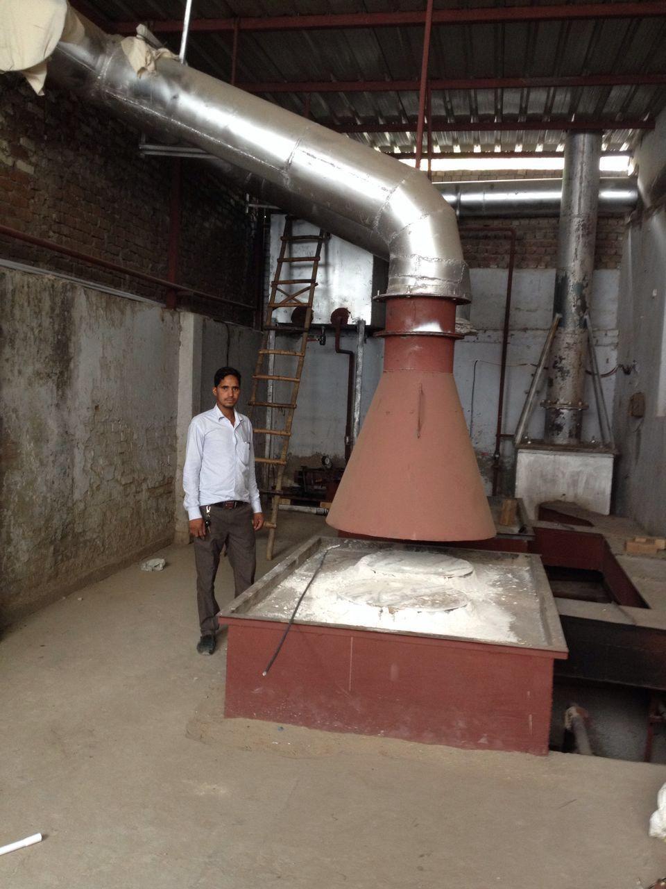 Normal Zinc Oxide Plant