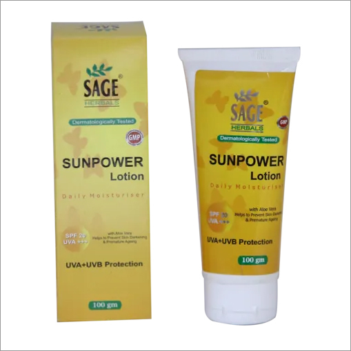 Sun Protection Lotion