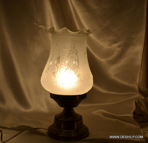 Lamp Moroccan Lamp Tiffany Style Glsss
