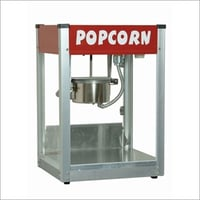 Gas Model Popcorn Machine