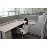 50mm Panel Based Cubicle Workstations