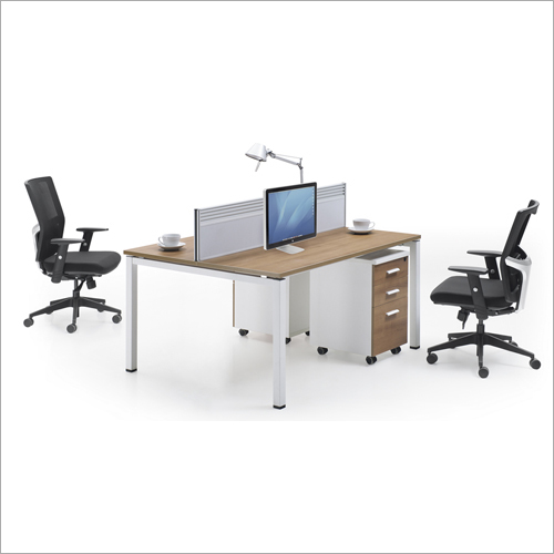 Square Office Desks
